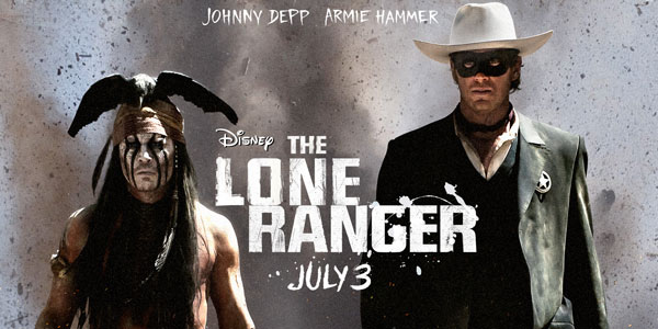 """""""The Lone Ranger"""" — A Slice of SciFi Review"""