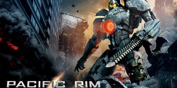 Pacific Rim Robots Rock!
