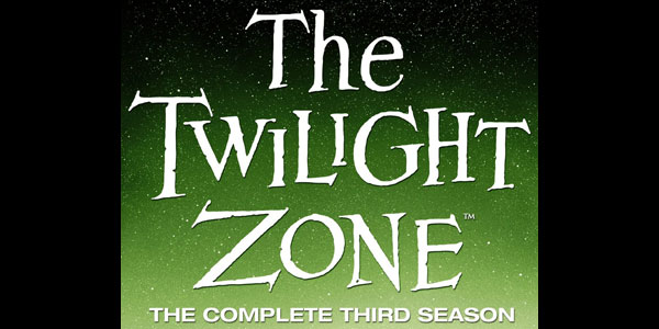 """The Twilight Zone: The Complete Third Season"" — A Slice of SciFi Review"