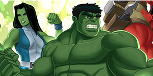 """Hulk and the Agents of SMASH"" Clip Released"