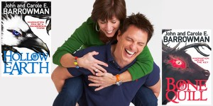 John and Carole Barrowman