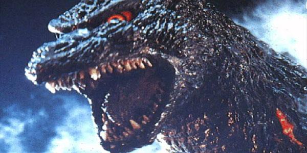Sci-Fried Godzilla