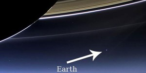 cassini earth