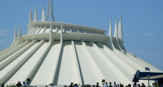 Space Mountain Comic Book Headed Our Way