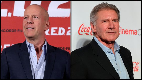 """Willis Quits """"The Expendables 3"""""""