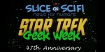 Slice Trek Geek Week