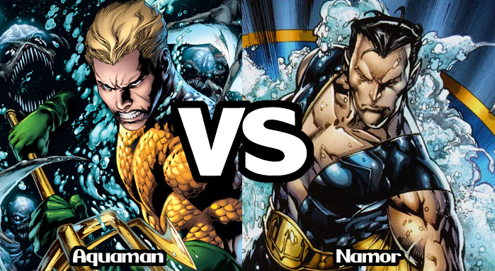 aquaman vs namor