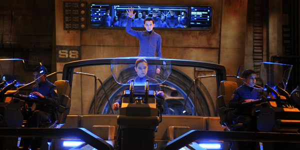 """""""Ender's Game"""" — A Slice of SciFi Review"""