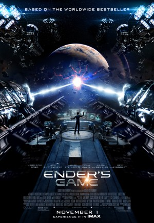 Ender's Game IMAX 1Sheet