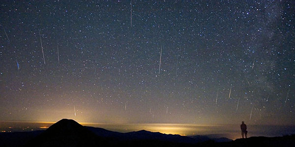 Meteor Shower Will Be Visible Tonight