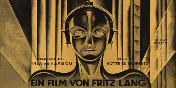Voyagers and Visionaries of Science Fiction: Metropolis