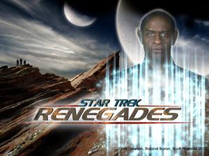 Principal Photography for Star Trek: Renegades Wraps