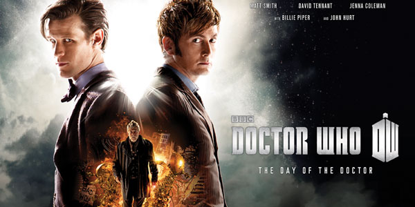 """""""Day of the Doctor"""" Screening Giveaway (Phoenix Only)"""