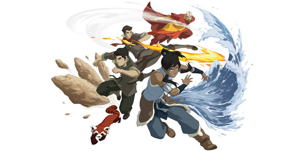 5 Episodes In: The Legend of Korra