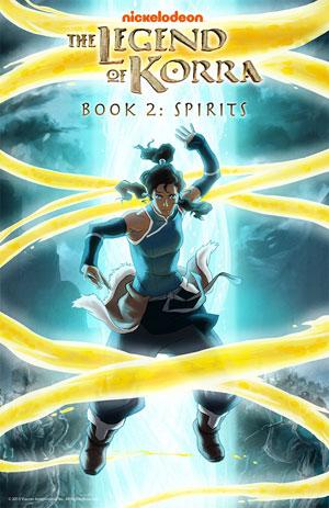 Legend of Korra Book 2: Spirits