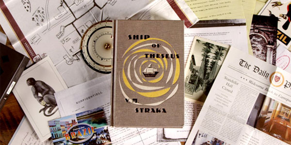 S. by Doug Dorst and J.J. Abrams — A Slice of SciFi Book Review