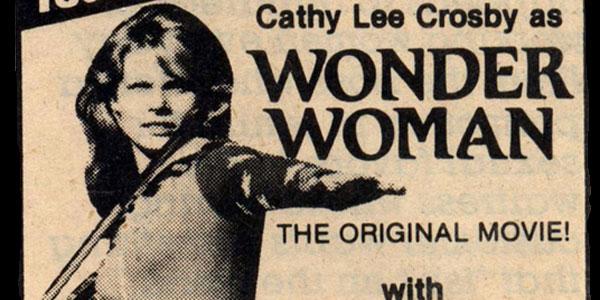Alan Kistler wants a Wonder Woman Movie!