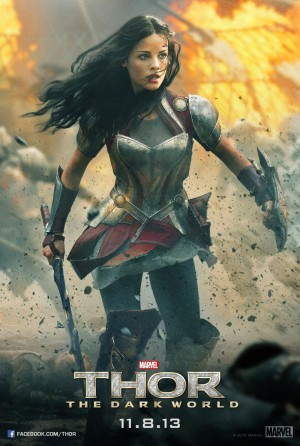 Thor: Sif poster