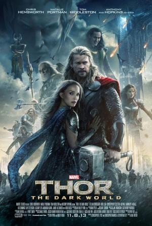 Thor: The Dark World poster