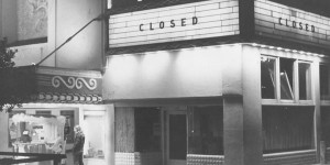 Closing Theaters