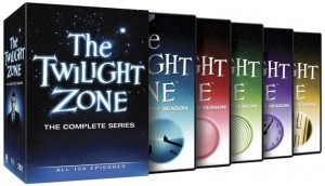 Twilight Zone: The Complete Series (episodes only) Buy at Amazon.com