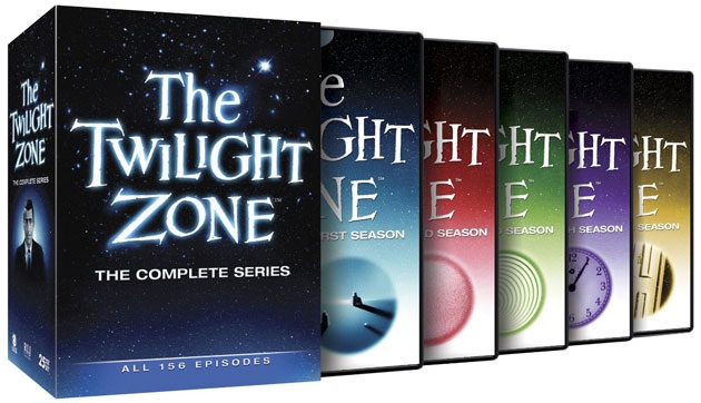 The Twilight Zone The Complete Series — A Slice of SciFi DVD Review
