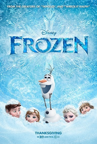 """""""Frozen"""" — A Slice of SciFi Review"""