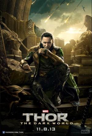 Thor: Loki poster