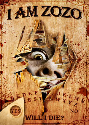ZoZo DVD cover