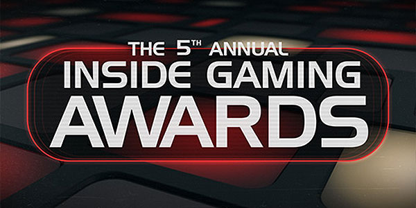 The 5th Annual Inside Gaming Awards: The Winners