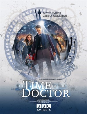 The Time of the Doctor: Christmas 2013