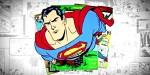 """Superman's """"S"""""""
