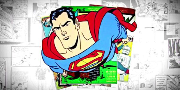Alan Kistler on Superman's S