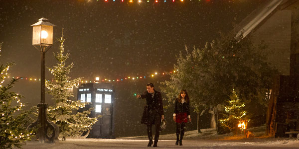 "Trailer: ""The Time of the Doctor"" Christmas Special"
