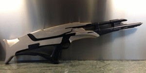 """Renegades"" Breen Disruptor Rifle Prop For Sale"