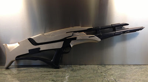 """""""Renegades"""" Breen Disruptor Rifle Prop For Sale"""