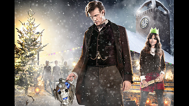 "BBC America Releases ""Time of the Doctor"" Trailer"