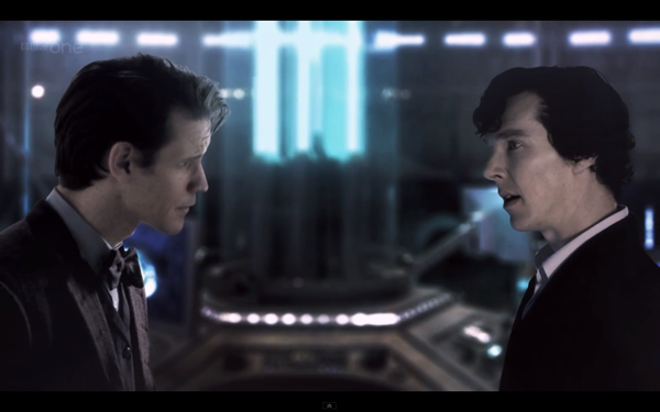 WHOLOCK – Holmes Meets The Doctor