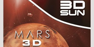 """""""3D Sun / Mars 3D"""" — A Slice of SciFi Blu-ray Review"""