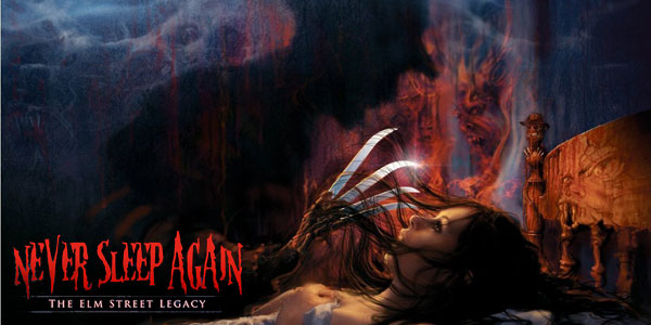 """""""Never Sleep Again: The Elm Street Legacy"""" — A Slice of SciFi Blu-ray Review"""