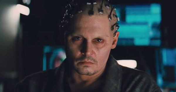 "Depp is ""Transcendence"""