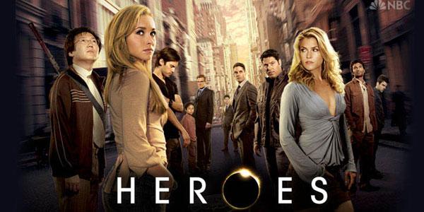 """NBC Orders """"Heroes Reborn"""""""