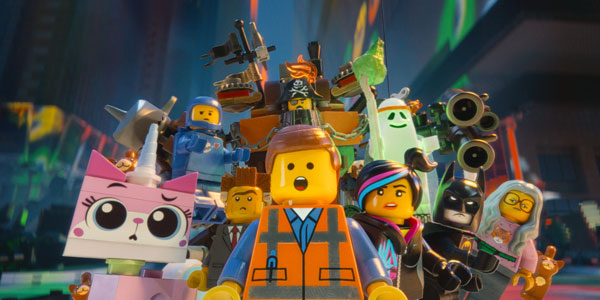 """The LEGO Movie"" — A Slice of SciFi Review"