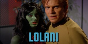 Star Trek Continues: Lolani – A Slice of SciFi Review