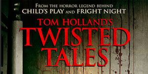 Tom Holland's Twisted Tales now on DVD