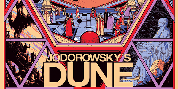 """""""Jodorowsky's Dune"""" comes to theaters"""