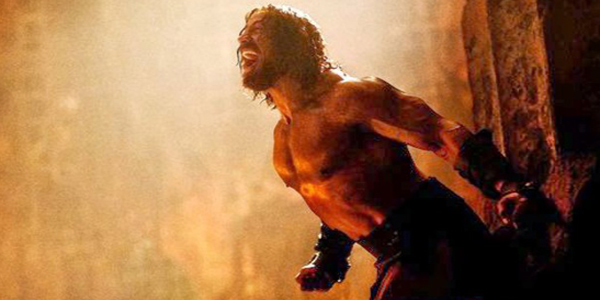 First Look – Dwayne Johnson Is Hercules