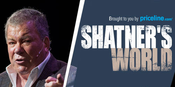 """Shatner's World"" Hits Cinemas"