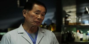 Takei and Seagal Together In Dark Vengeance