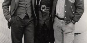 Alejandro Jodorowsky and Jean Giraud